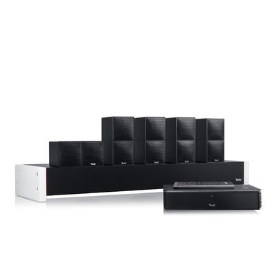 teufel sounddeck streaming test